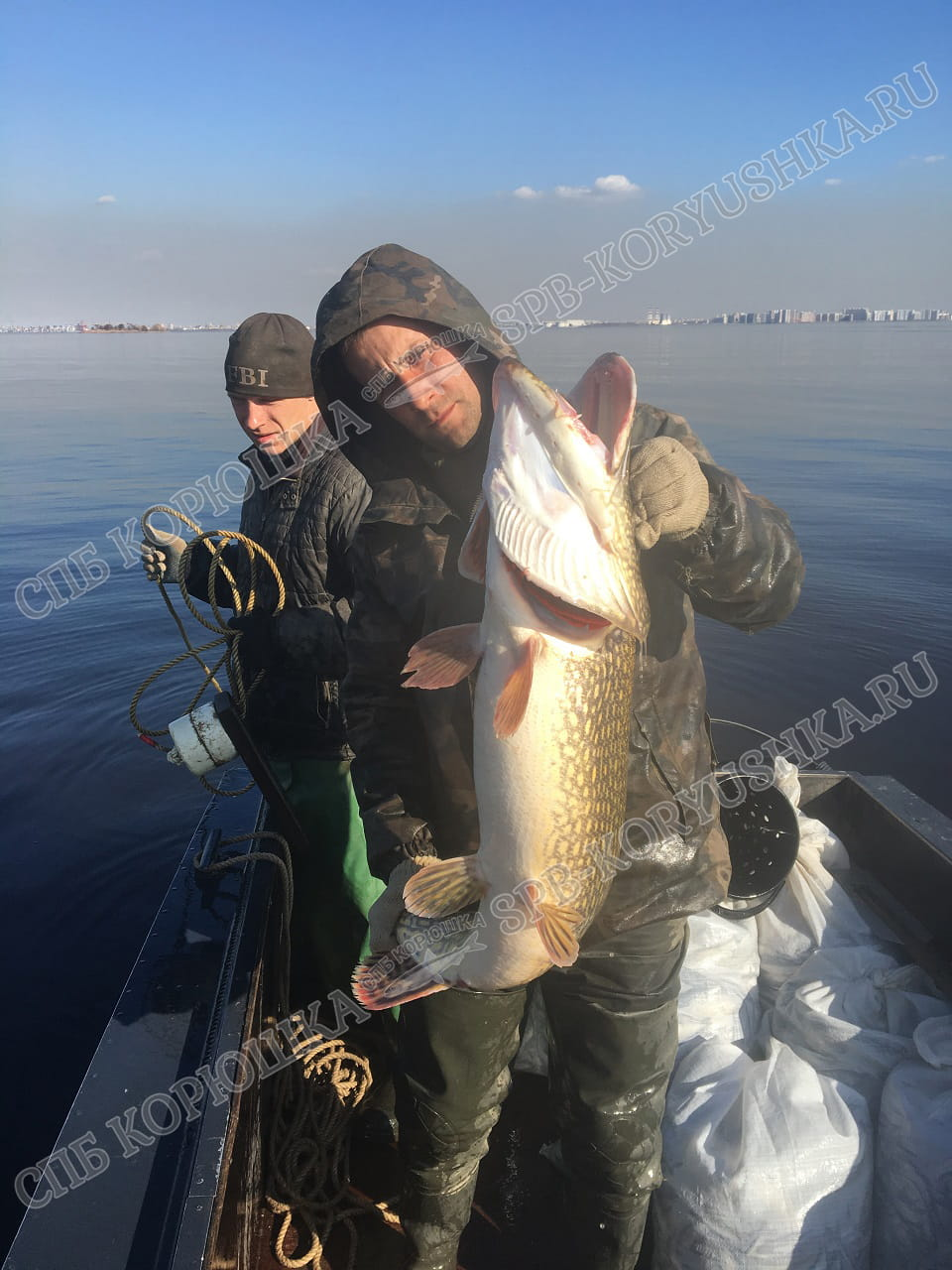 Вылов рыбы